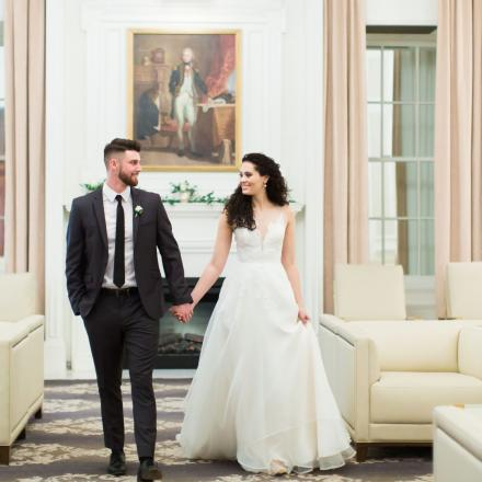 Lord Nelson Hotel & Suites Warren Wedding