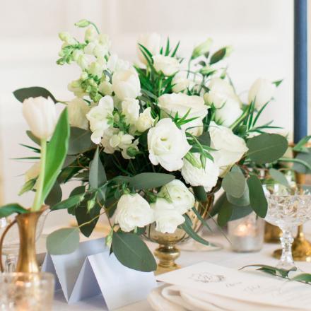Lord Nelson Hotel & Suites Warren Wedding Detail